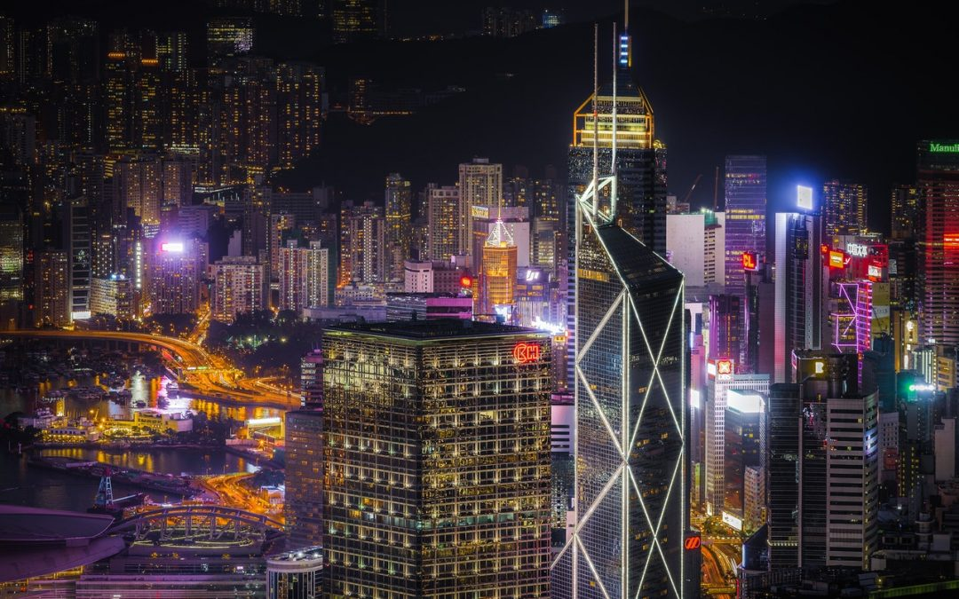 Create a Trading company in Hong Kong