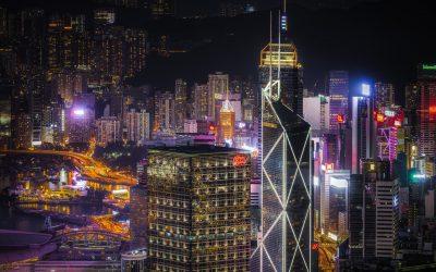 Create a Trading company in Hong Kong