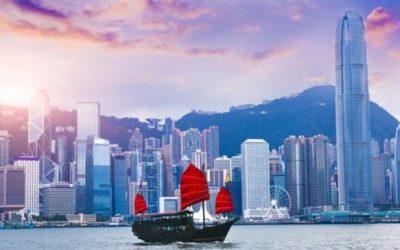 Compañía de Hong Kong VS compañía de China Continental